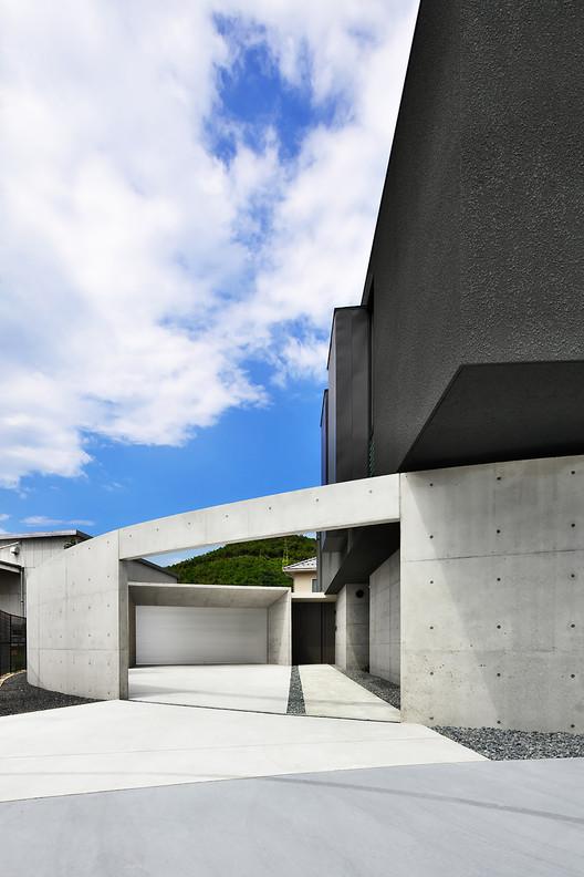 Floating House / Satoru Hirota Architects, Courtesy of Satoru Hirota Architects
