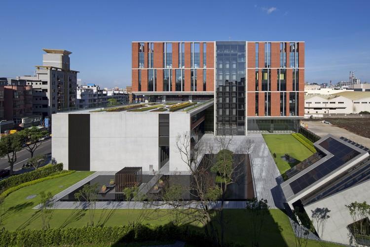 Campus Advantech Linkou Fase 1 / J. J. Pan & Partners, © Vesper W.S. Hsieh