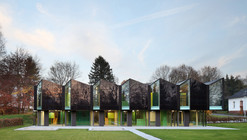 Nursery +E In Marburg / Opus Architekten