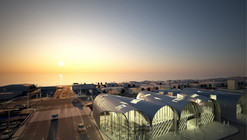 Competition Entry: AECOM Proposes Transport Center for Solana Beach