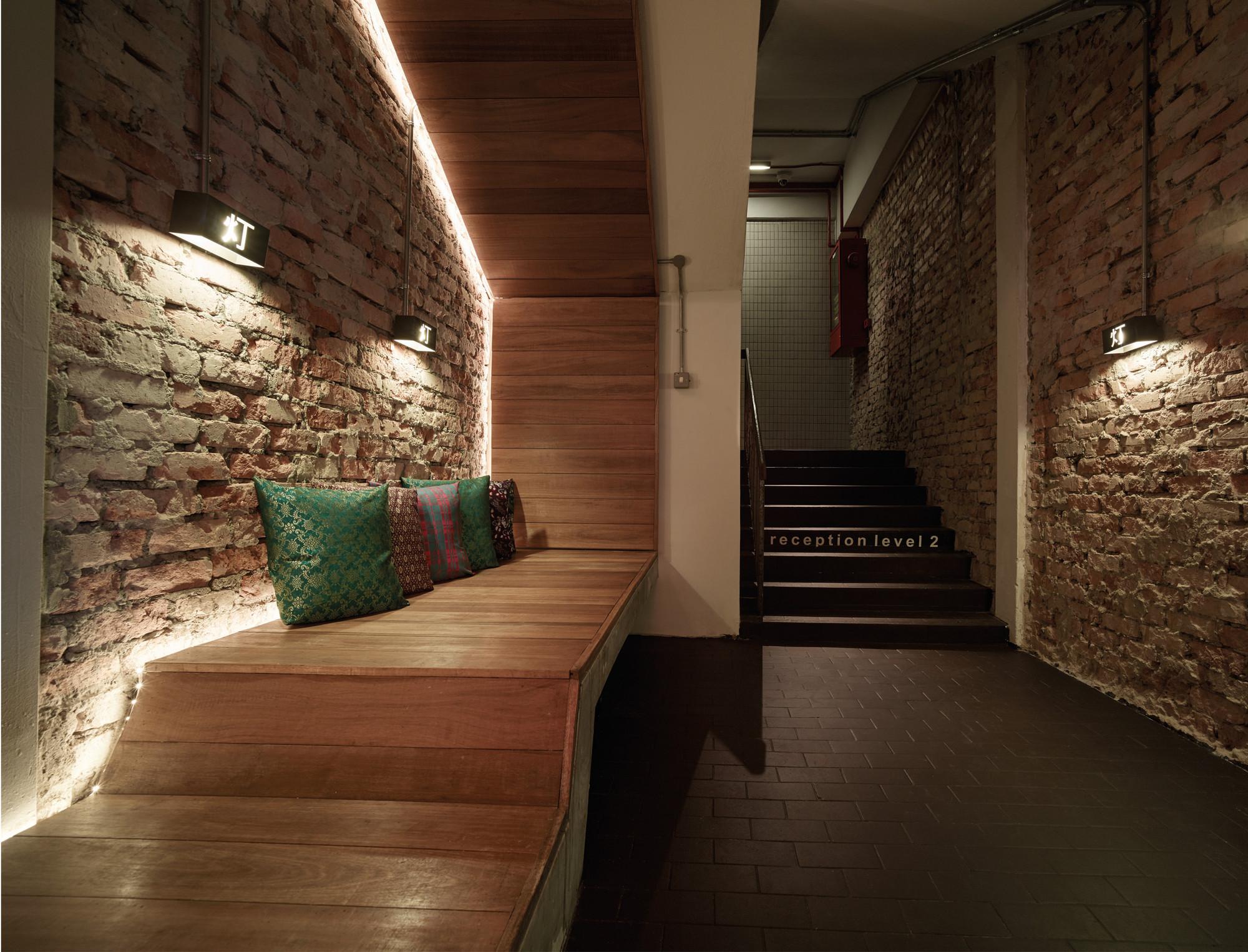 Lantern Hotel Zlgdesign Archdaily