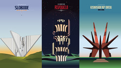 Nevena Katalina Remembers Yugoslav Memorials Through Posters