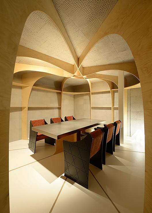 Restaurante YOC  / GENETO, © Yasutake Kondo