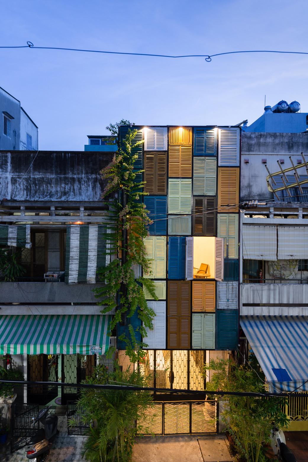 gallery of vegan house block architects 6. Black Bedroom Furniture Sets. Home Design Ideas