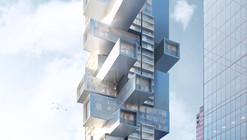 "Büro Ole Scheeren Unveils the ""Future of Vertical Housing"" in Vancouver"