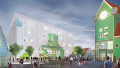 MVRDV Wins Competition to Design Zaanstad Cultural Cluster