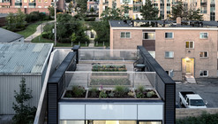 Live_Work_Grow House / Susan Fitzgerald Architecture