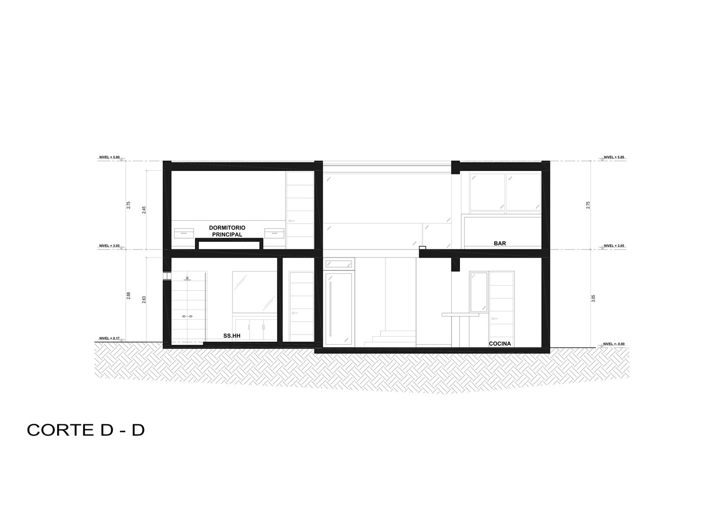Panda House gallery of the panda house / da-lab arquitectos - 23