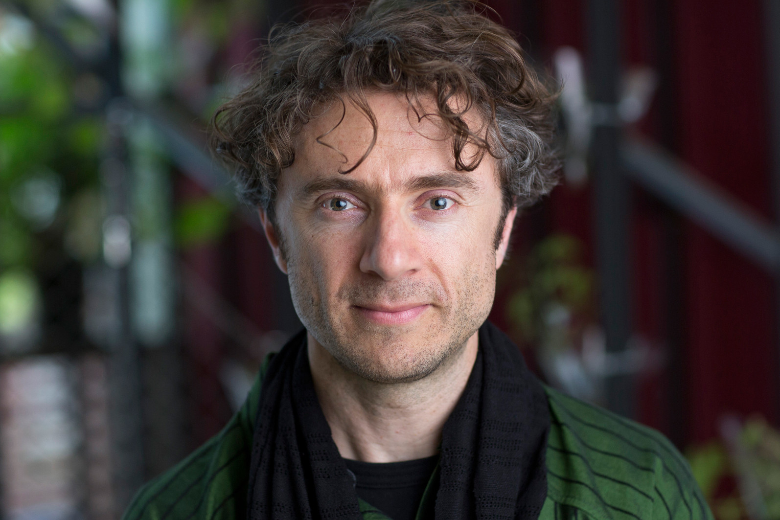 Thomas Heatherwick on People, Plants, Buses and Buildings, Thomas Heatherwick. Image © Jason Alden