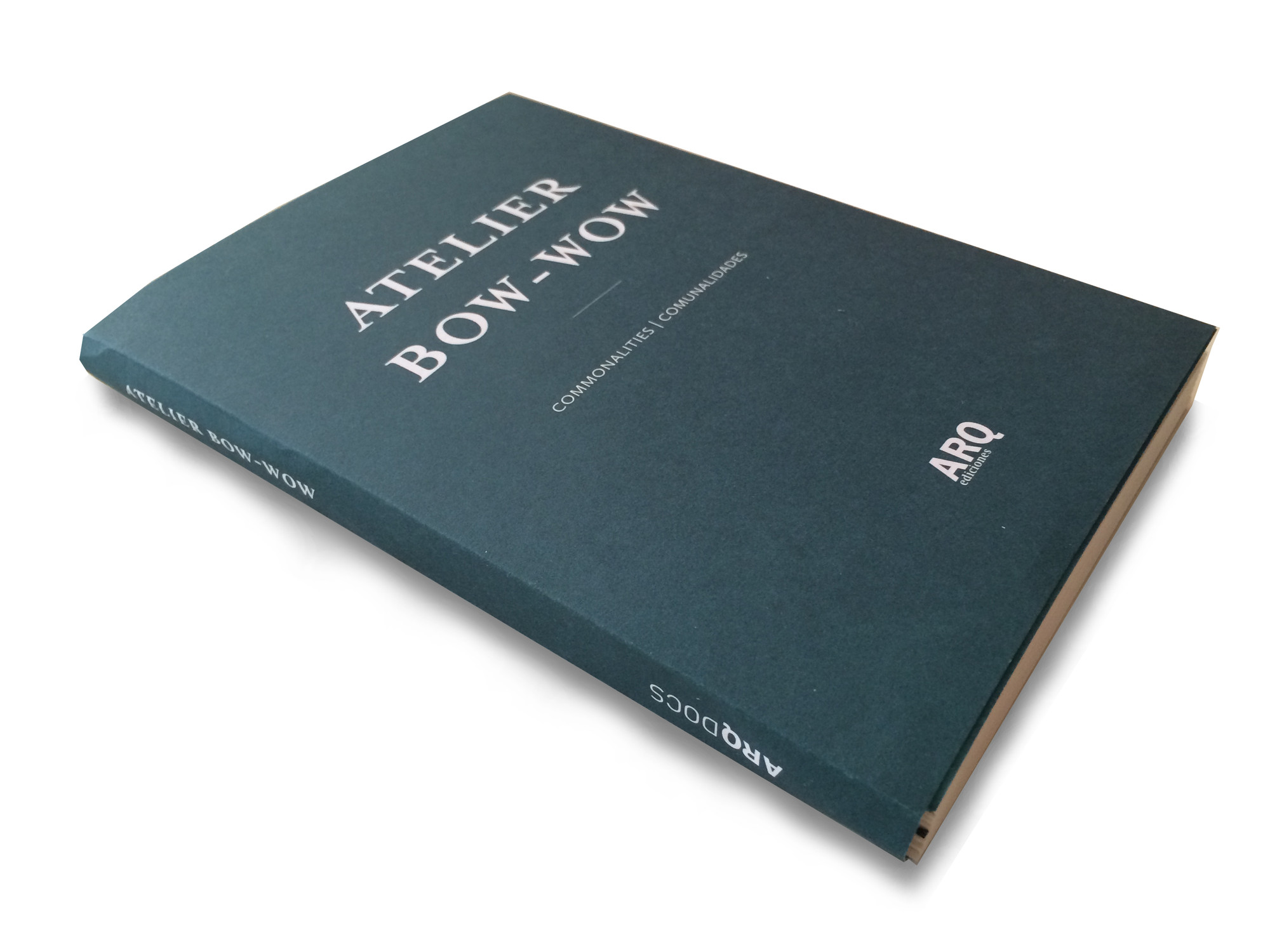 Atelier Bow-Wow / Ediciones ARQ