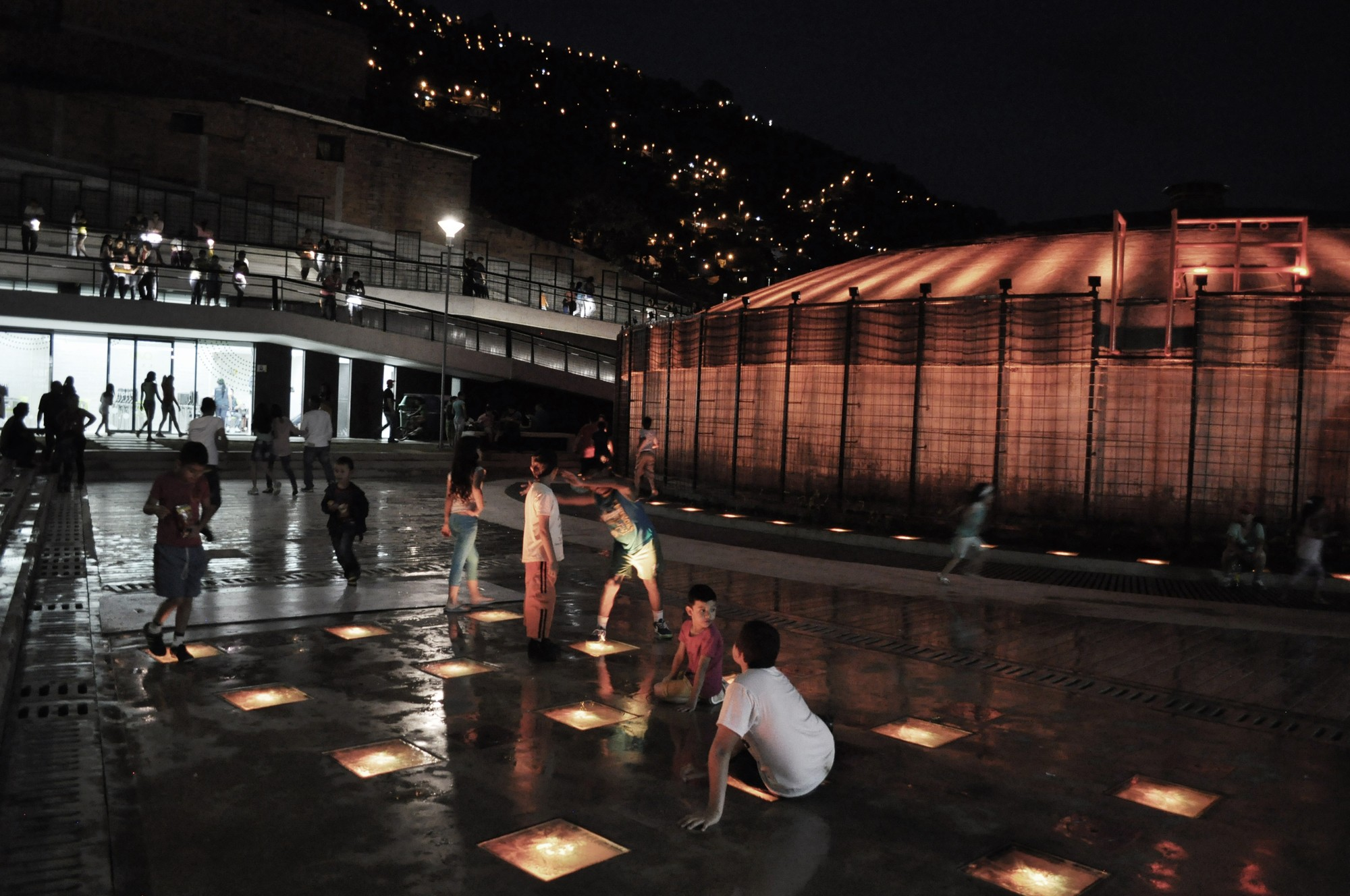 How EPM Group Is Reclaiming Medellín's Infrastructure as Public Space, UVA Moscú. Image © EPM Group