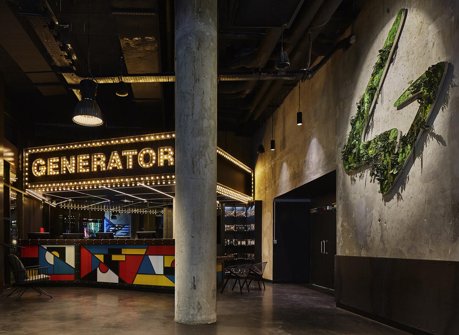 Gallery of generator paris designagency 1 for Interior design agency paris