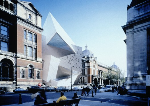 Courtesy of Balmond Studio & Studio Libeskind