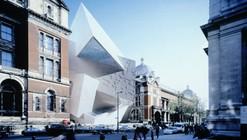 AD Classics: V&A Spiral / Daniel Libeskind + Cecil Balmond