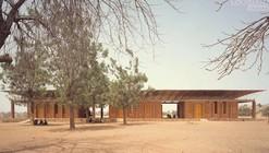 """Diébédo Francis Kéré: """"la arquitectura entrega energía, hace que la gente se sienta orgullosa"""""""