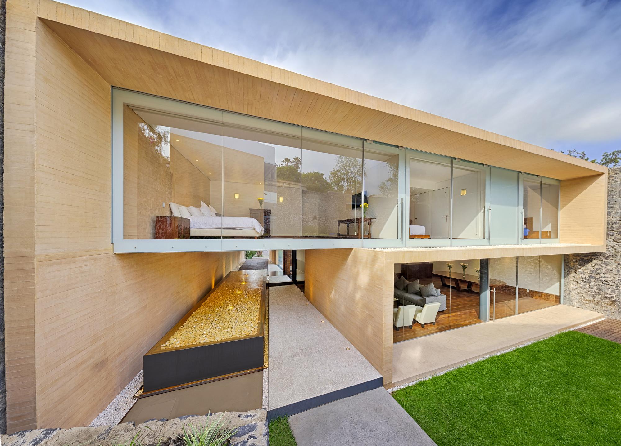 Casa Fuego 121 / DPG arquitectos, © Hector Armando Herrera