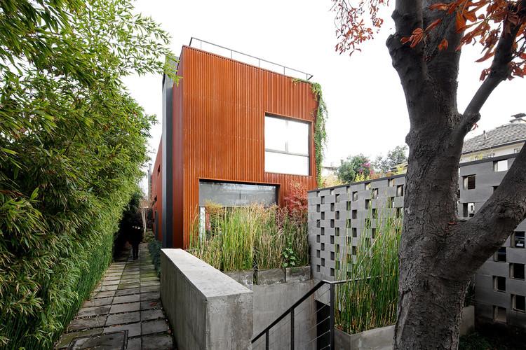 Casa V  / Mathias Klotz, © Nico Saieh