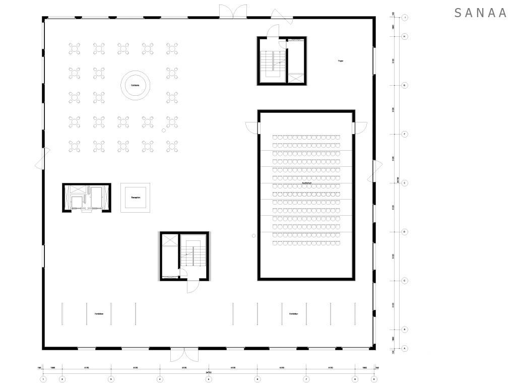 Gallery Of Zollverein School Of Management And Design Sanaa 6