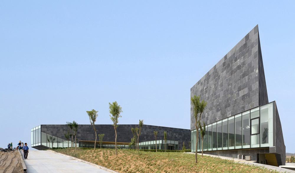 An Interview with Xu Tian Tian, DnA Design and Architecture, Ordos Art Museum. Image © Ruogu Zhou