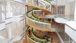 Living Staircase / Paul Cocksedge
