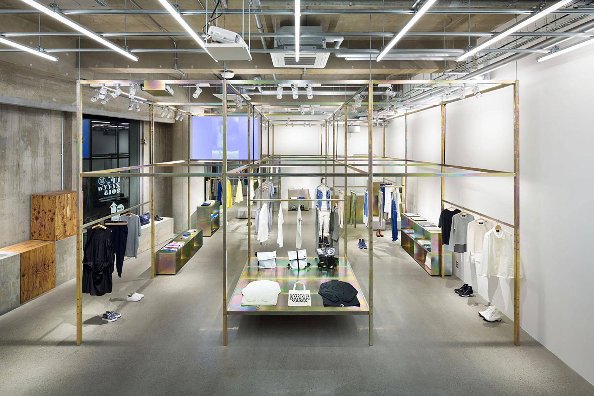 CABANE de ZUCCa Daikanyama / Schemata Architects, © Takumi Ota