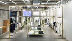 CABANE de ZUCCa Daikanyama / Schemata Architects