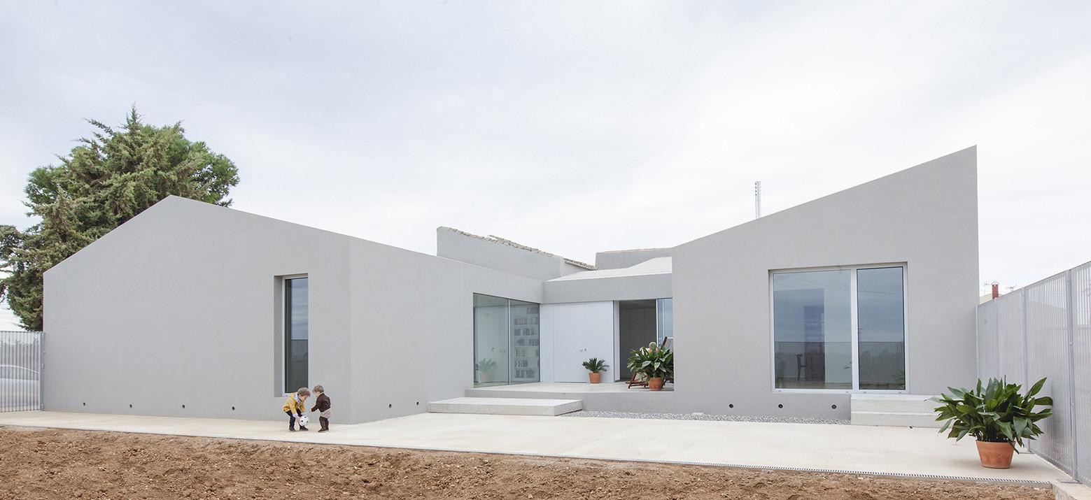 Casa La Rambla / Rosa Ma Ballester Espigares, © Ignacio Espigares Enríquez