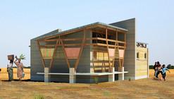 Proyecto Kente House: una arquitecta chilena buscando mejorar la vivienda en Ghana