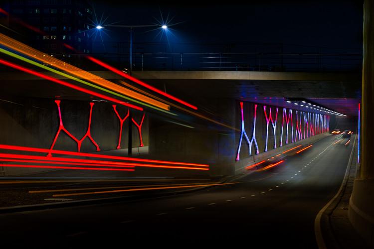 Dolmen Light, Holanda / Titia Ex. Image Cortesia de Lamp Lighting