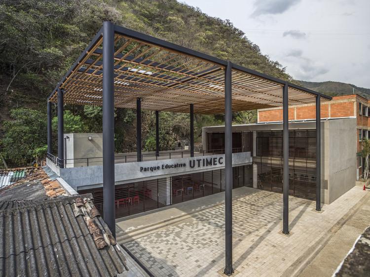 Parque Educativo Uramita / FP arquitectura, © Alejandro Arango