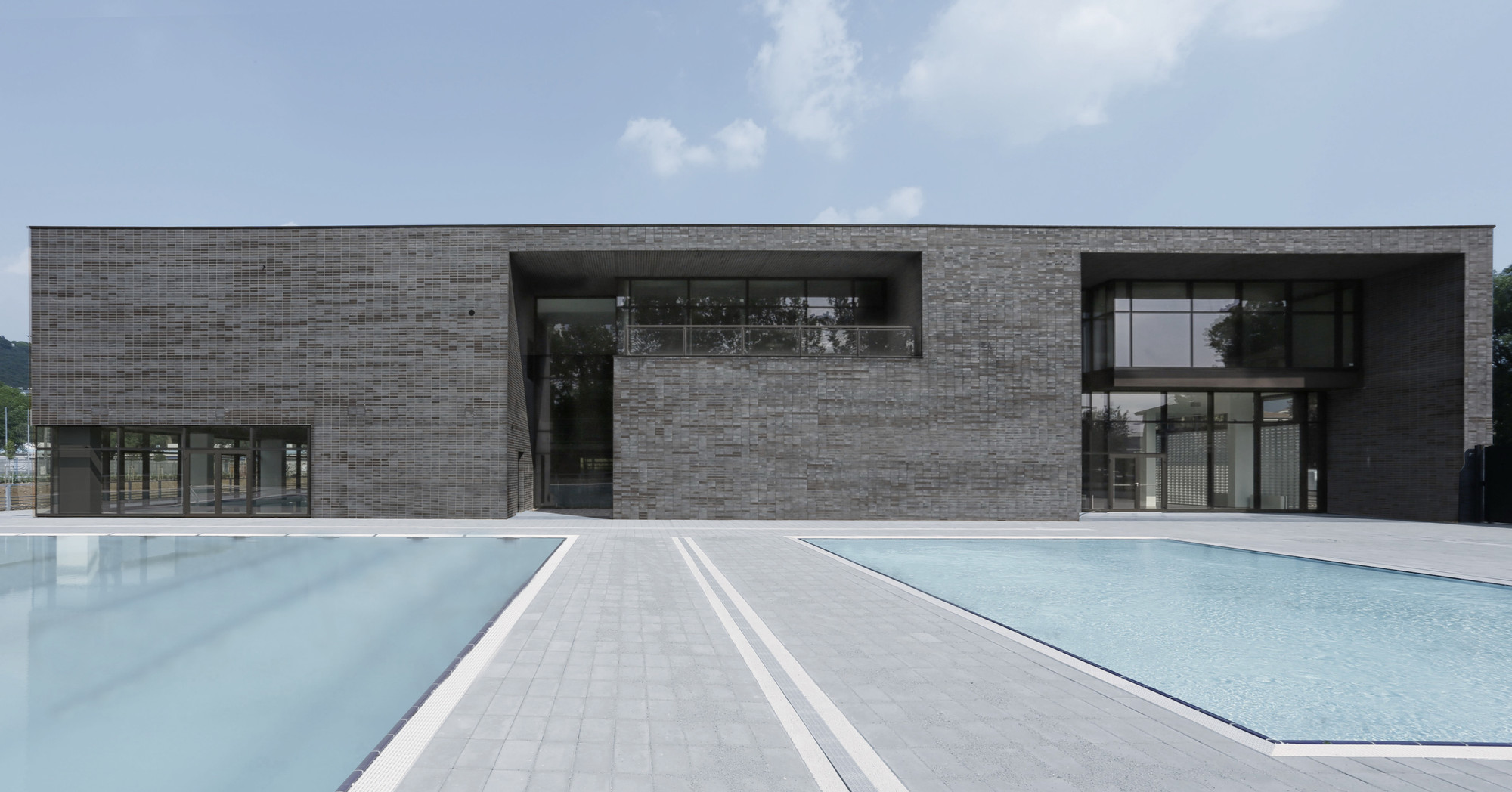 New Swimming Center in Brescia / Camillo Botticini + Francesco Craca + Arianna Foresti + Studio Montanari + Nicola Martinoli, © Niccolò Galeazzi
