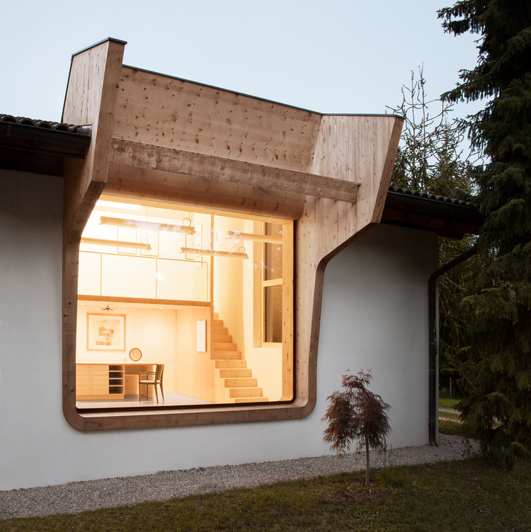 Renovación de Taller / Messner Architects, © Meraner Hauser
