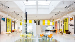 TOG Flagship / Triptyque + Philippe Starck