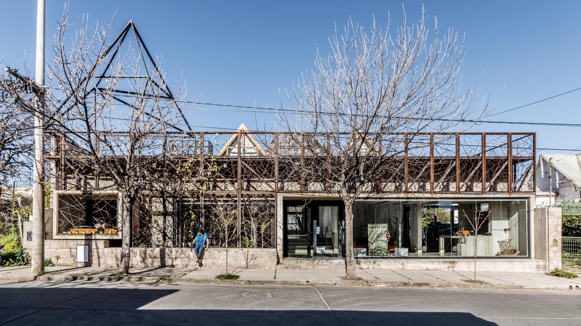Hotel Mousai  / Estudio M+N , © Gonzalo Viramonte