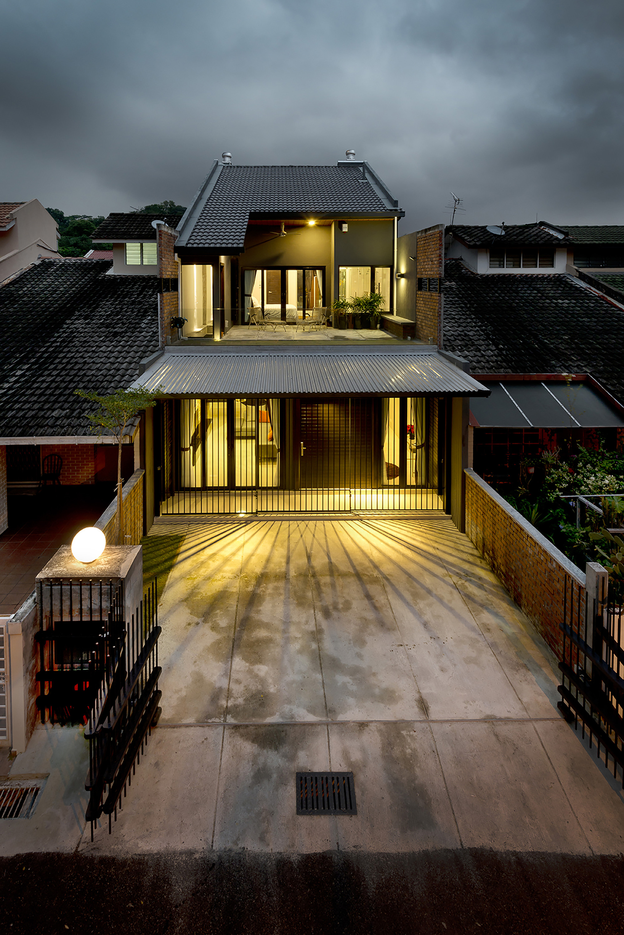 Gallery of 23 terrace drtan lm architect 8 for Season 2 terrace house
