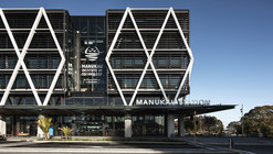 MIT Manukau & Transport Interchange / Warren and Mahoney