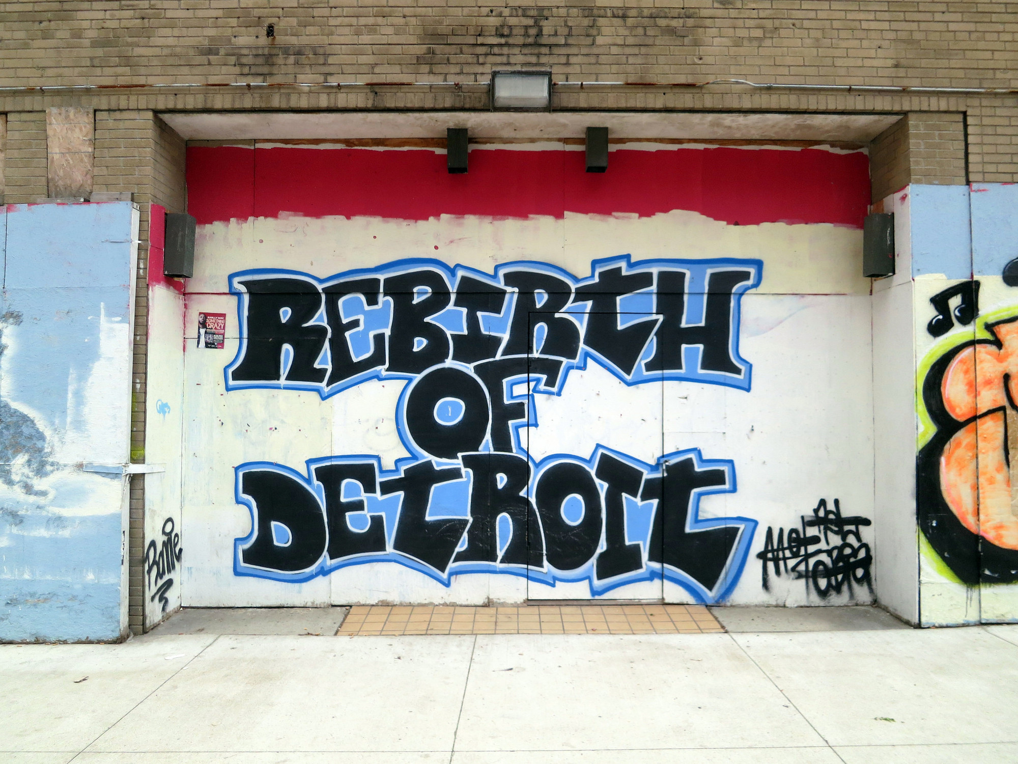 Through Bankruptcy and Boom: What's Really Happening in Detroit?, ©  Flickr user Daniel Lobo