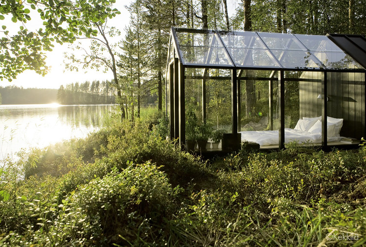 Kekkilä Green Shed / Linda Bergroth  + Ville Hara, Cortesía de Linda Bergroth