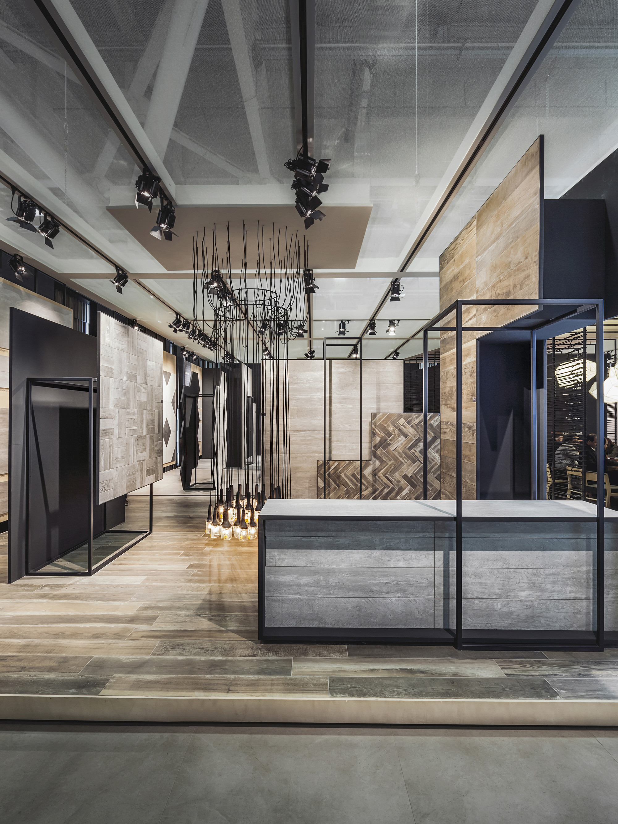 Exhibition Stand Design Italy : Kale cersaie paolo cesaretti archdaily