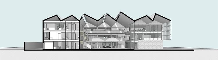 Cortesia de Espiral + Iglesis Prat Arquitectos
