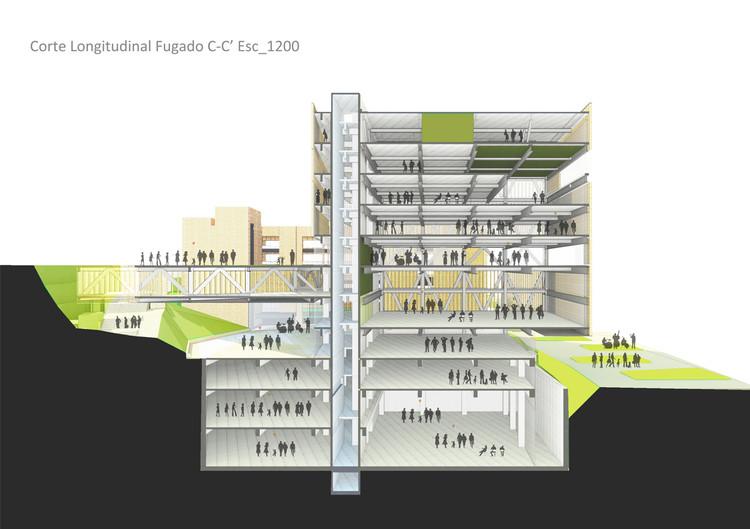 Cortesía de LAROTTA + DAMM arquitectura