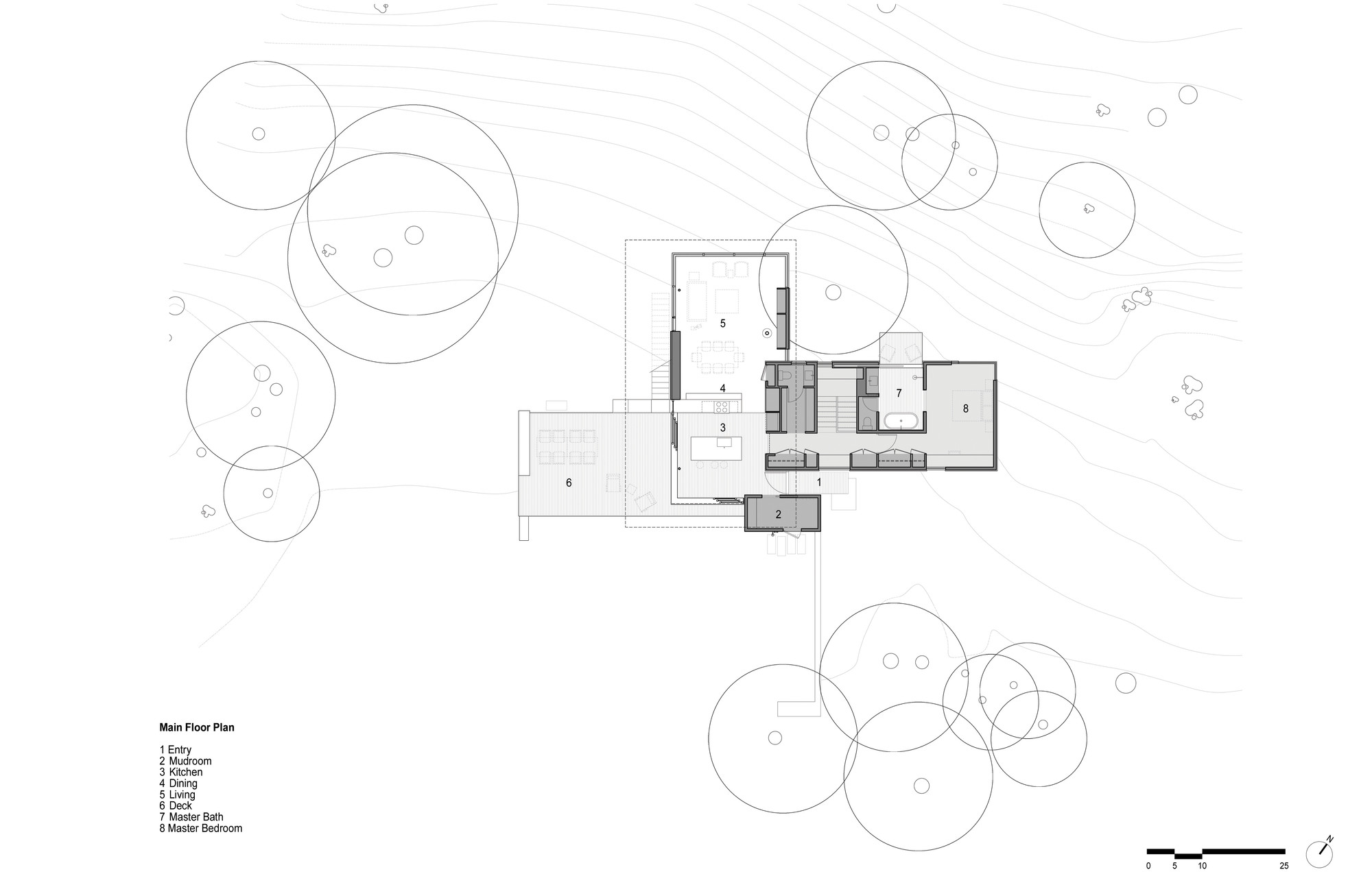 Case inlet retreat mw works archdaily for Inlet retreat house plan