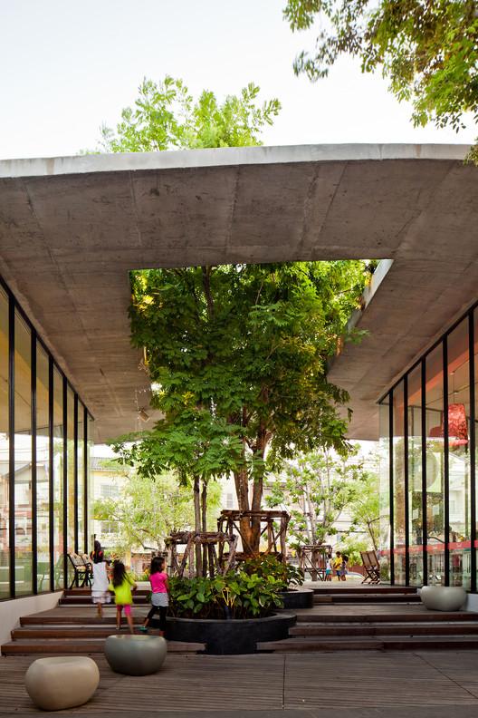 Kurve 7 / Stu/D/O Architects, © Ketsiree Wongwan