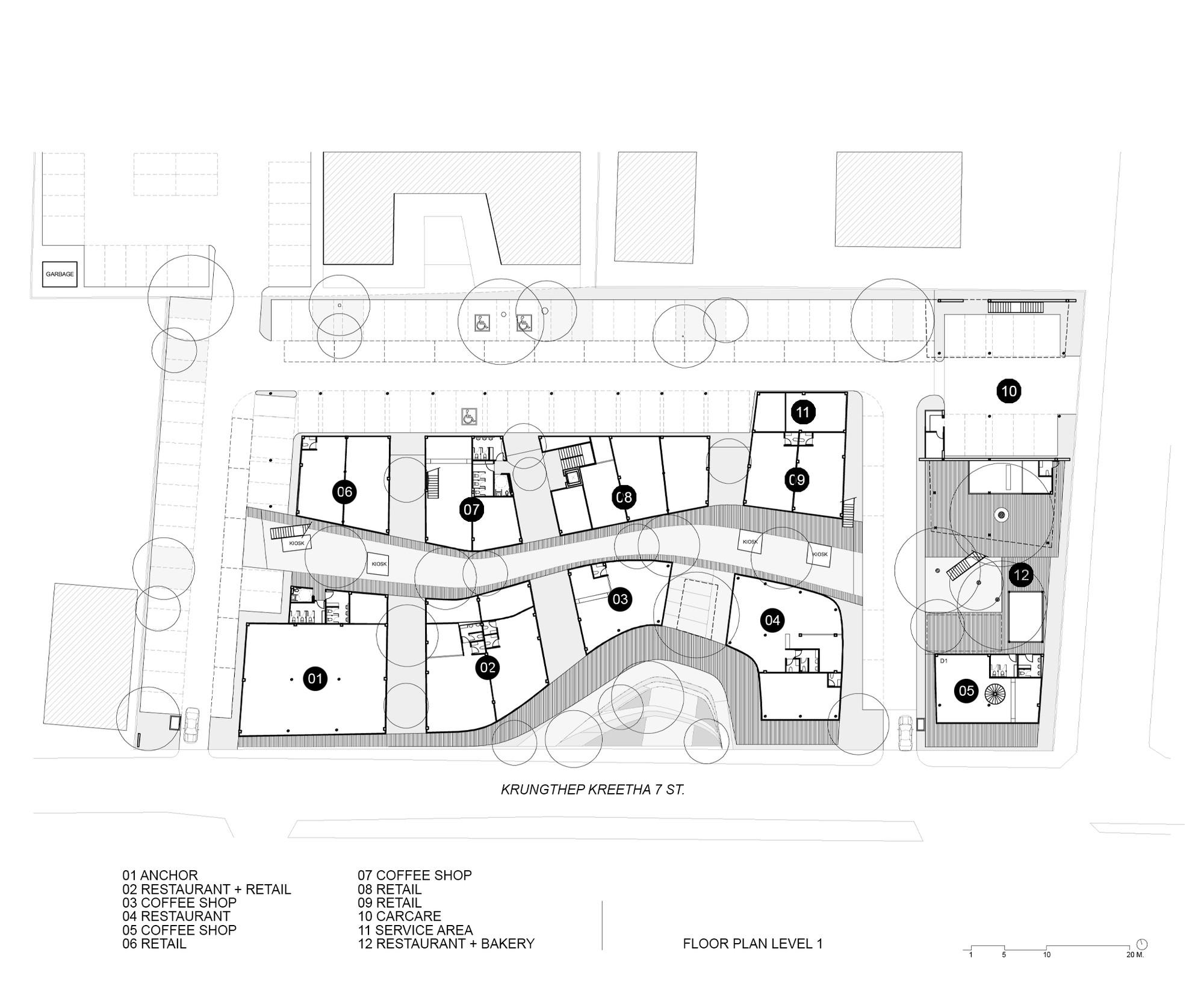 Kurve 7 Stu D O Architects Archdaily