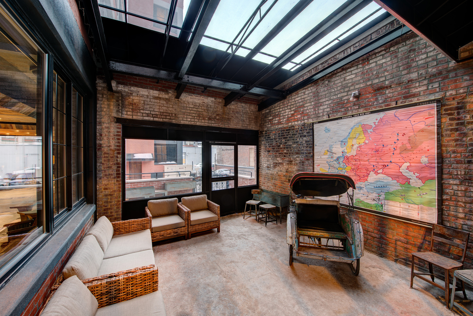 Gallery of the paper factory hotel dhd architecture for Design ce hotel
