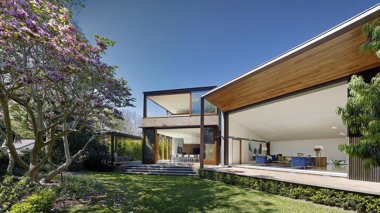 Casa Woollahra / Tzannes Associates, © Michael Nicholson