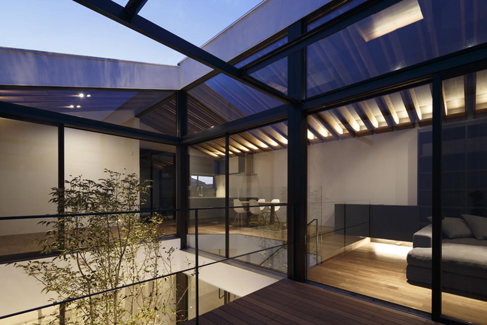 gallery of patio house apollo architects amp associates 6