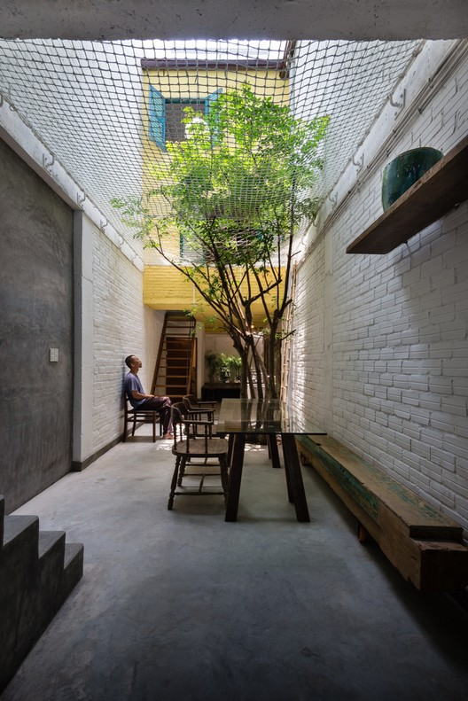 Saigon House / a21studio. Image © Quang Tran