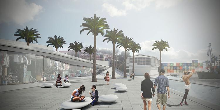 Segundo Lugar / Wolfang Schoenbeck Galindo (Arquitecto Titular). Image Cortesía de EPV