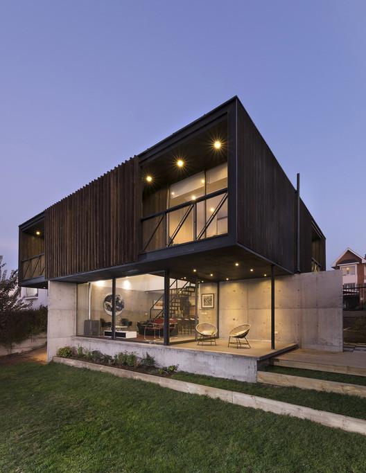 Casa Concón / SEarq, © Ignacio Infante